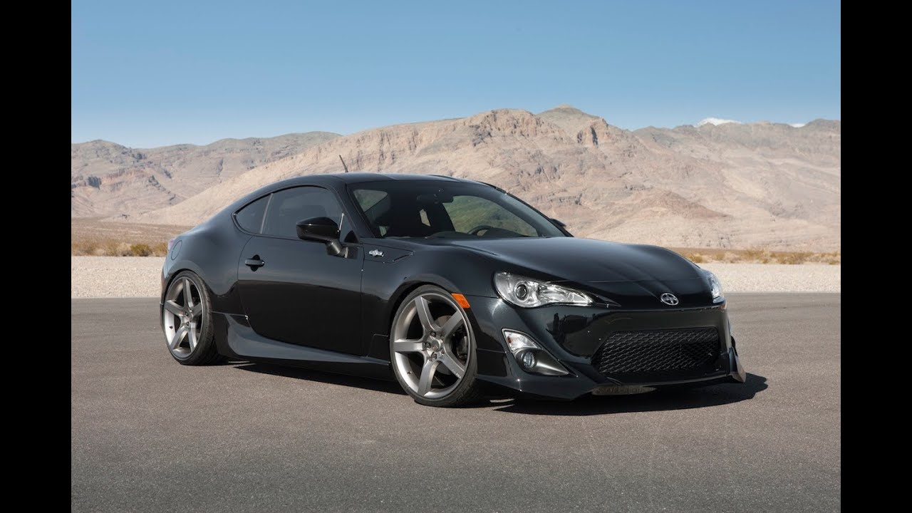 2013 scion fr s custom five axis edition revealed youtube - Scion frs custom ...