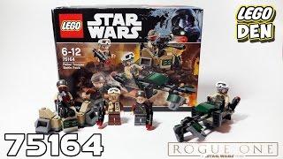 LEGO Star Wars  Боевой набор повстанцев (75164) | Изгой-Один