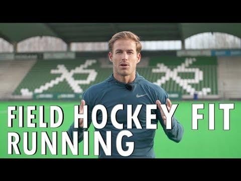 Field Hockey Fit with Hertzberger | Running Exercises | Hertzberger TV