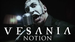 "Vesania ""Notion"" (OFFICIAL VIDEO)"
