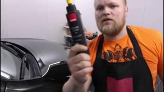 Полировка, техника полировки системой Rupes BigFoot