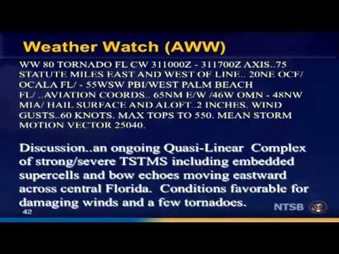 FAA - NTSB Weatherwise