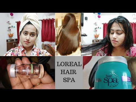 How To Use Loreal Hair Spa At Home & Get Smooth & Silky Hair | Swagg with Rupali |