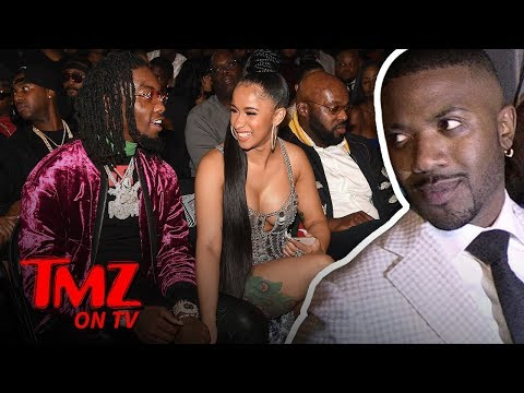Ray J Weighs In On Cardi B & Offsets Split | TMZ TV