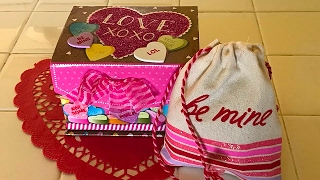 How to Make a Cute Valentine Pet Rock Gift Set!