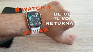Apple Watch 4 - Review