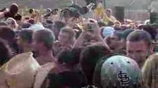 Crowd Surfin