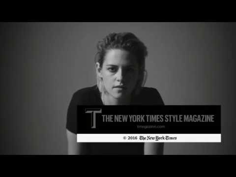 Kristen Stewart, the Good Bad Girl   The New York Times