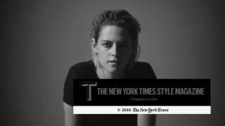 Kristen Stewart, the Good Bad Girl   The New York Times