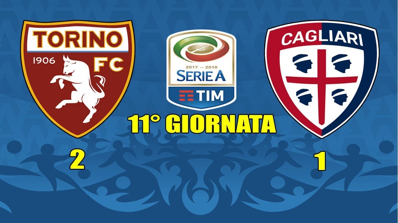 Live Reaction Torino Vs Cagliari 2 1 11 Giornata Serie