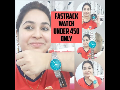 #fastrack watch unboxing rs 450 only