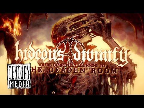 HIDEOUS DIVINITY - The Deaden Room (Lyric Video)