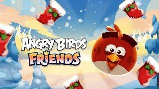 Angry Birds Friends Hogiday tournament