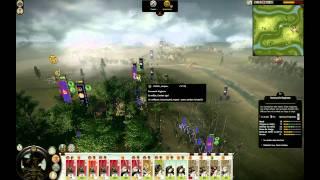 TW Shogun 2, Bataille n°41 : De L'Importance du Bâtiment Clé