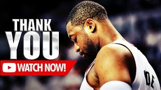 Dwyane wade farewell mix - thank you ᴴᴰ