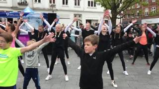 Video Gadeidrættens Dag 2017 - Believe Dance - fællesdans 👏🏼🎶 download MP3, 3GP, MP4, WEBM, AVI, FLV September 2018