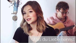 BAUSA  Was Du Liebe Nennst  Kim Leitinger Akustik Cover