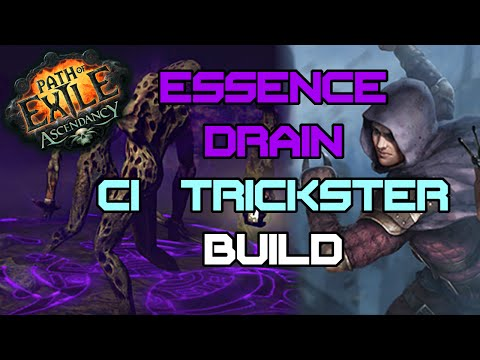 Path Of Exile Trickster Build