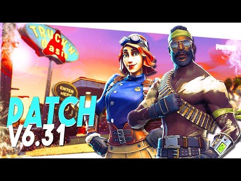 *SPICY CONTENT* PATCH NOTES V6.31   Fortnite Save The World