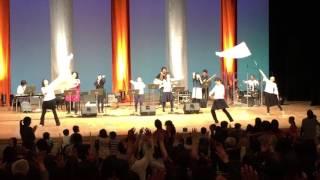新宿シャローム教会ワーシップチーム+横山大輔による賛美.