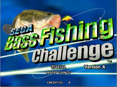bass fishing challenge version a atomiswave demul wip