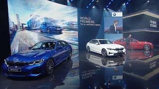 BMW 3 Series World Premiere at the Paris Motor Show