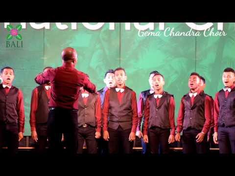 Bali International Choir Festival. Kasih Tuhan Gcc