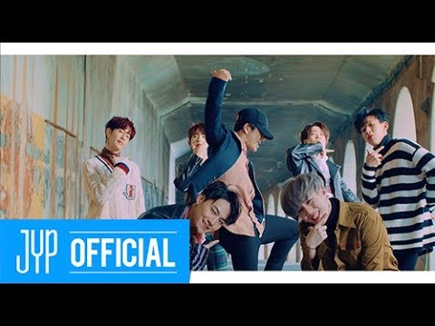 "GOT7 'Teenager"" Performance Video"