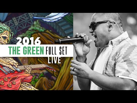The Green (Full Set) - California Roots 2016