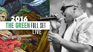 The Green Full Set California Roots 2016
