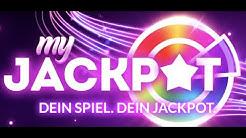 Der neue myJackpot ist da! Erspielt euch bis zu 100.000 echte EURO! Immer wieder!