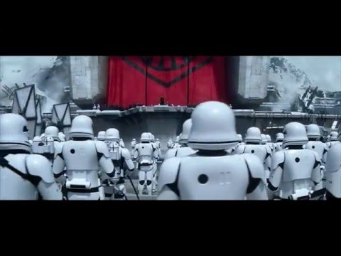 Star Wars: The Force Awakens - General Hux's speech - Destruction Of Republic
