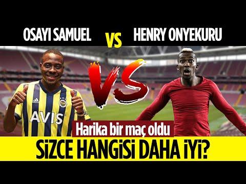HENRY ONYEKURU vs