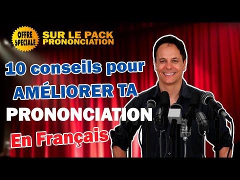 Améliore ta Prononciation en Français