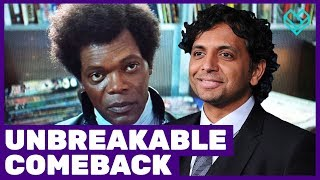 M. Night Shyamalan Talks How 'Unbreakable' is Making a Comeback