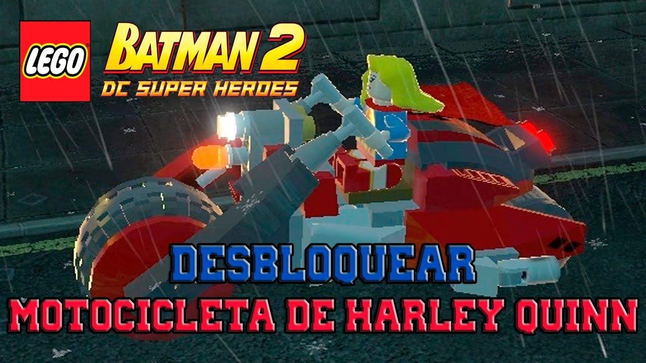 lego batman 2 dc super heroes   desbloqueando veh culos