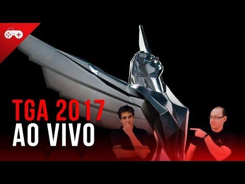 Acompanhe o Game Awards 2017 com a gente AO VIVO! Hoje às 23h