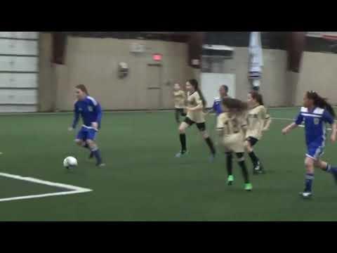 Kharlyn Indoor Soccer Highlights 2/9/19