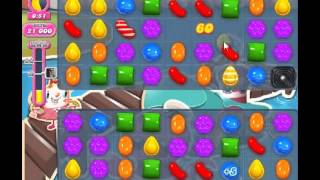 How to beat Candy Crush Saga Level 134 - 1 Stars - No Boosters - 56,780pts