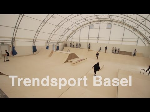 Trendsport Basel   Opening