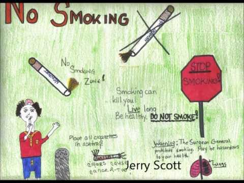 Wilbur Wright School  Cleveland - Anti-Smoking Posters 2008-09