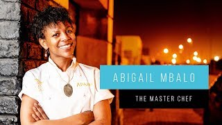 "Meet South Africa with Abigail Mbalo, the ""Master Chef"""