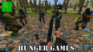 Counter-Strike Source - Hunger Games Mod - Hunger Games Map - Server ZA-Empire
