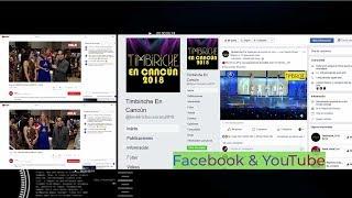 ¡Tu evento En Vivo por Redes Sociales con Tv Stream!