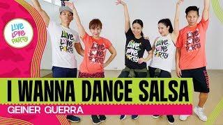 I Wanna Dance Salsa (MegaMix 66)   Live Love Party™ feat. Van Kristie Mike Mark Che   Zumba®
