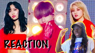 Download Taemin x Jihyo & MOMO - GOODBYE Live Performance REACTION !!