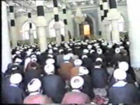 Ayatullahul uzma Mirzə Cavad Təbrizi
