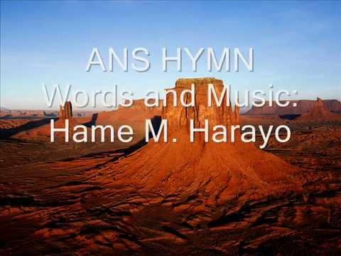 ans hymn video with lyrics
