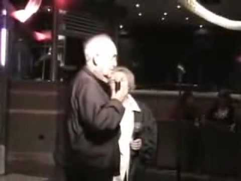 Couple perform karaoke in TV prank   The Tonight Show with Jay Leno   Second Part