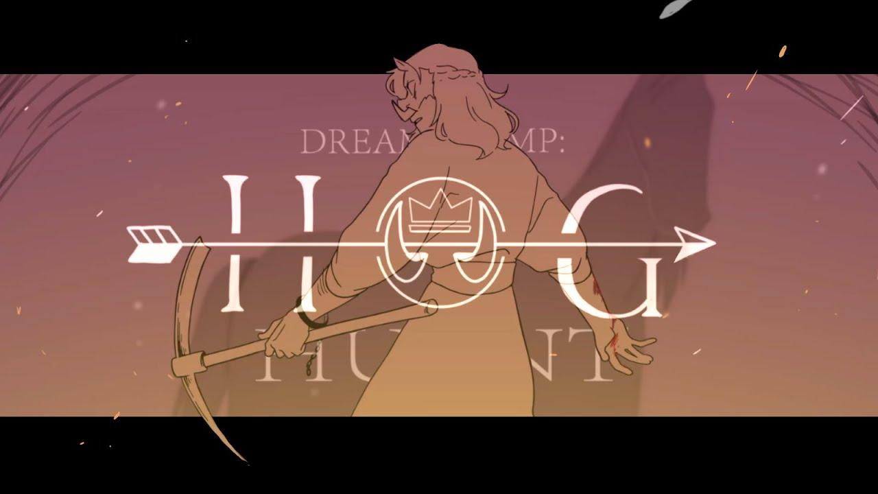 Hog Hunt  Dream SMP Animation